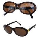65f3b362559 Cartier Cartier trinity sunglasses brown black plastic 30B1008