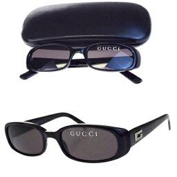 有古馳GUCCI雪萊太陽眼鏡黑色綠色紅塑料盒子的GG2452/S 07EB325