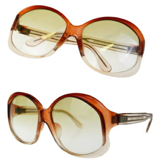 Givenchy GIVENCHY sunglasses red yellow plastic 03BA980
