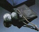 置物 小物■ 健康くるみ(小) ■錫(すず)製 袋入り【高岡銅器】