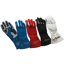 ARD 内縫いレーシンググローブ ARD-250 ProGear400X Lサイズ/ブルー 【FIA公認】