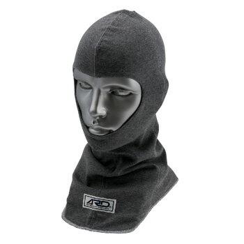 ARD フェイスマスク スポーツタイプ 1ホール ARD-5040 アダルトサイズ/チャコールグレー