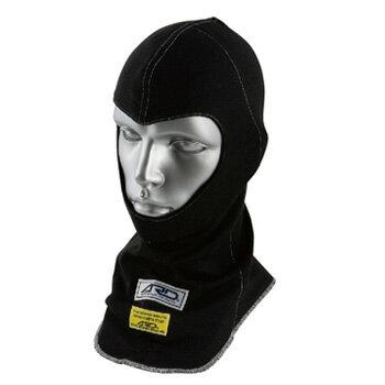 ARD フェイスマスク 1ホール ARD-541 FREE/ブラック 【FIA公認】