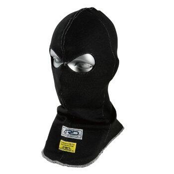 ARD フェイスマスク 2ホール ARD-544 FREE/ブラック 【FIA公認】