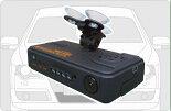 ドライブレコーダー常時録画GPS2方向カメラDR-700W