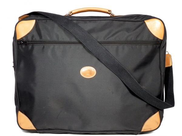 【値下げ】ロンシャン ショルダー付 スーツケース トラベルバッグ 【中古】
