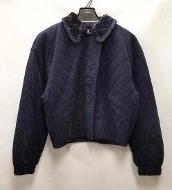コルディア コート キルティング ブルゾン ジャケット ジャンパー ネイビー 紺 レディース 40 CORDIER 【中古】
