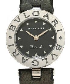 ブルガリ B-zero1 腕時計 BZ22S 黒文字盤 ブラック レディース ウォッチ ビーゼロワン ウオッチ 時計 クォーツ QZ B-ZERO1 女性用 BVLGARI 【中古】