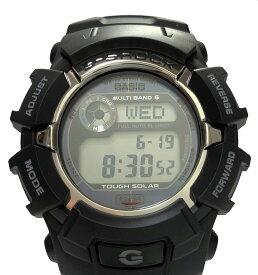 未使用 カシオ Gショック 腕時計 GW-2310 電波ソーラー ウレタンバンド マルチバンド6 メンズ 紳士用 電波時計 G−SHOCK メンズウォッチ CASIO 【中古】