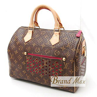 Louis Vuitton Monogram Perfo / speedy 30 M95180