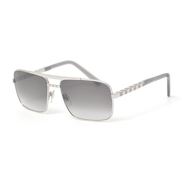 ルイヴィトン Louis Vuitton アティテュード ダミエグラフィット メンズ サングラス アルジャン Z0260U【中古】