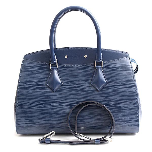 ルイヴィトン Louis Vuitton エピ スフロMM レディース 2WAYバッグ アンディゴブルー M94375【未使用展示品】