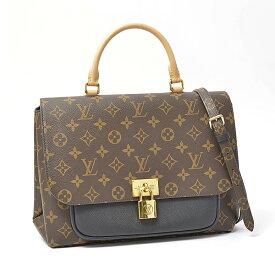 ルイヴィトン Louis Vuitton モノグラム マリニャン M44259 ノワール 2way ハンドバッグ【中古】