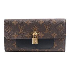 ルイヴィトン Louis Vuitton M62577 モノグラム ポルトフォイユ フラワー レディース 長財布【中古】
