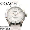 【52時間限定ポイント5倍】コーチ COACH 時計 腕時計 レディース マディ シグネチャーC ステンレス ウォッチ シリコン…