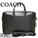 【全商品ポイント2倍】コーチ COACH バック ビジネスバッグ メンズ メンズ アウトレット レザー クロスボディ F68030 NIBLK ブラック コーチ COACH メンズ MMM