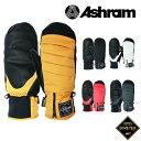 16-17 ASHRAM / アシュラム GORE-TEX ARMA2 ミトン グローブ 手袋 メンズ レディース スノーボード ゴアテックス 型落ち