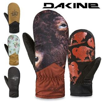 大牛 DAKINE / 伊莱克特拉手套滑雪手套妇女