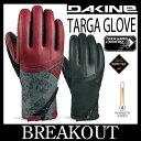 15-16 DAKINE ダカイン TARGA GLOVE グローブ ゴアテックス 手袋 レディース スノーボード メール便送料無料 型落ち