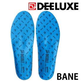 DEELUXE / ディーラックス BANEINSOLE / バネインソール スノーボード 中敷き メール便対応