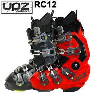20-21 UPZ ユーピーゼット RC12 アールシートエルブ FLOインナー スノーボード アルペン ハードブーツ メンズ レディース 2021