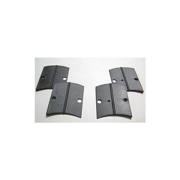 F2 / エフツーCANTING WEDGES アルペン バインディング ブーツパーツ スノーボード メール便 290円