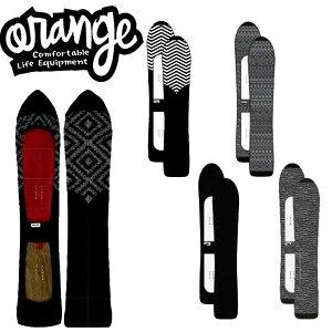 ORANGE / オレンジ KNIT COVER LONG NOSE パウダーボードニットカバー スノーボードケース ソールカバー ソールガード 国産