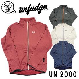 UNFUDGE / アンファッジ UN2000 メンズ レディース キッズ ミッドレイヤー スノーボード ウィンタースポーツ