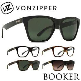 即出荷 サングラス VONZIPPER ボンジッパー / BOOKER ブッカー メンズ UVカット AE217001 サーフィン