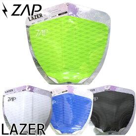 即出荷 デッキパット Zaplix ザプリクス LAZER スキムボード サーフィン テールパッド