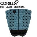 即出荷 2020 Gorilla Grip DOS/ゴリラグリップ DOS デッキパッド サーフボード ショートボード サーフィン用テールパ…