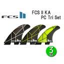 即出荷 FCS2 フィン コロへアンディーノ KOLOHE ANDINO PERFORMANCE CORE TRI FIN S M KA/ エフシーエス2 トラ...