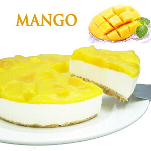 お取り寄せ スイーツ ギフト マンゴーレアチーズケーキ【スイーツ ギフト プレゼント】