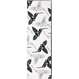 本 しおり ブックマーク カナダ 先住民 ネイティブ インディアン デザイン [ Hummingbirds ]