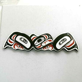 飛び出す 3D マグネット カナダ 先住民 ネイティブ インディアン 雑貨 [ EAGLE VISION ]