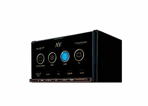 MITSUBISHIミツビシNR-MZ200PREMI-2ダイヤトーンサウンドナビ/フルセグ/DVD再生/CD録音対応7V型WVGAモニター搭載