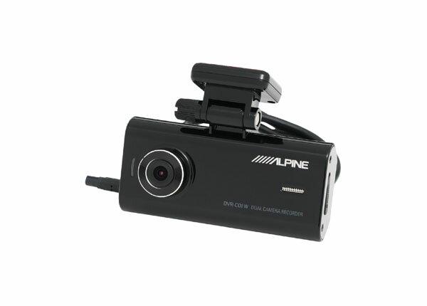 ALPINEアルパイン2WAYカメラ付ドライブレコーダーDVR-C01W