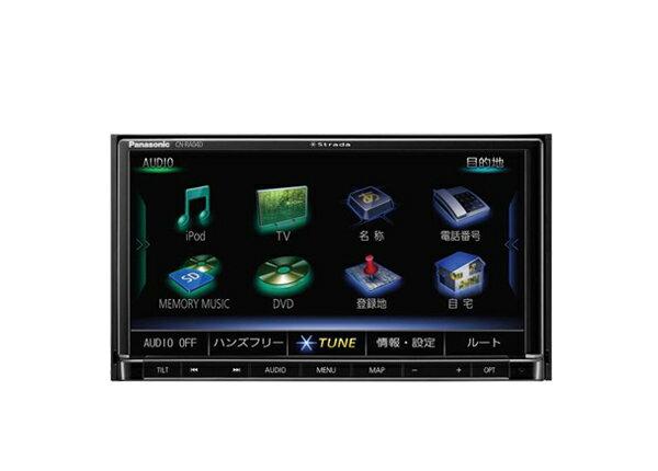 パナソニックCN-RA04D地デジナビ7V型DVD再生CD録音Bluetooth搭載地図更新付