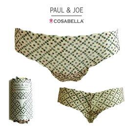 【◆ゆうメール便送料無料◆】【COSABELLA】PAUL&JOE コサベラ.ポール&ジョー ローライズタンガ MOSAIC 総レース