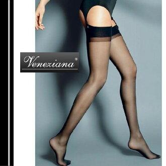 威尼斯人 ★ 吊袜带长筒袜米色 ◆ 15 Daniel 意大利 Veneziana6