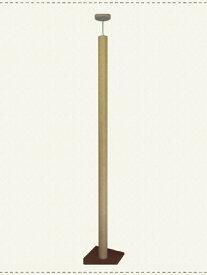 キャットタワー シングルタイプ 棚板なし カーペット巻  安心の日本製 飛騨高山よりお届け アフターフォローもバッチリ!