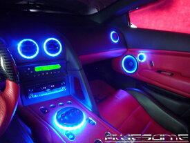 AWESOME 【オーサム】 ランボルギーニ ガヤルド用 室内LEDリング (踊るLEDリング)(AWESOME/オーサム)02P05Nov16