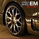 【ESSEX/エセックス】 ホイール EM 18インチ ブラックポリッシュ/シルバーポリッシュ/ ハイパーグロス/オールブラック/マットブラック…
