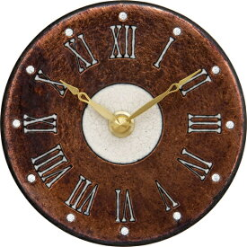 アントニオ・ザッカレラ陶器置き掛け兼用時計 ZC184-A01 名入れ ANTONIO ZACCARELLA