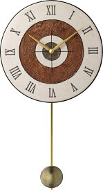アントニオ・ザッカレラ Antonio Zaccarella 陶器振り子時計ZC911-003 掛け時計 名入れ 【楽ギフ_包装】【楽ギフ_のし】【楽ギフ_のし宛書】【楽ギフ_メッセ入力】