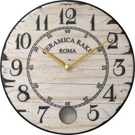 アントニオ・ザッカレラ陶器振り子時計ZC912-003 掛け時計 名入れ ANTONIO ZACCARELLA【楽ギフ_包装】【楽ギフ_のし】【楽ギフ_のし宛書】【楽ギフ_メッセ入力】