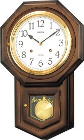 報時付きリズム振り子時計 フィオリータR 4MJ770RH06 (シチズン時計) (CITIZEN)振り子時計