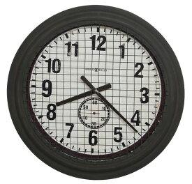 アンティーク調でお洒落!ハワード・ミラーHoward Miller社製掛け時計 Grid Iron Works 625-625 大型掛け時計