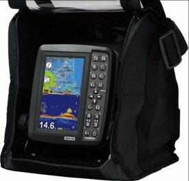 【6月末頃 入荷予定】 PS-611CN バリューセット HONDEX ( ホンデックス ) 5型ワイドカラー液晶 GPS内蔵 プロッター 魚探 PS-611CN-V