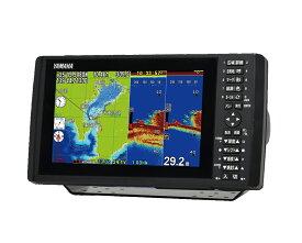希少 Newpecカード付属 デプスマッピング機能搭載 YAMAHA (ヤマハ) YFHVIII-09W-FAAi 1KW 9型ワイドカラー液晶 GPSプロッター魚探 YFH8-09W-FAAi【魚群探知機/GPS魚探/GPS魚群探知機】 HDX-9 同等品